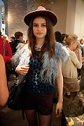 TALI LENNOX,  Vogue Fashion night out.- Alexandra Shulman and Paddy Byng are host a party  to celebrate the launch for FashionÕs Night Out At Asprey. Bond St and afterwards in the street. London. 8 September 2011. <br />  <br />  , -DO NOT ARCHIVE-© Copyright Photograph by Dafydd Jones. 248 Clapham Rd. London SW9 0PZ. Tel 0207 820 0771. www.dafjones.com.<br /> TALI LENNOX,  Vogue Fashion night out.- Alexandra Shulman and Paddy Byng are host a party  to celebrate the launch for Fashion's Night Out At Asprey. Bond St and afterwards in the street. London. 8 September 2011. <br />  <br />  , -DO NOT ARCHIVE-© Copyright Photograph by Dafydd Jones. 248 Clapham Rd. London SW9 0PZ. Tel 0207 820 0771. www.dafjones.com.