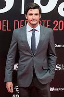 Carlos Sainz attends to photocall of 50th anniversary sport newspaper As in Madrid, Spain. December 04, 2017. (ALTERPHOTOS/Borja B.Hojas)