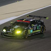#95, Aston Martin Racing, Aston Martin Vantage, driven by:  Marco Sorensen, Nicki Thiim, WEC BAPCO 6 Hours of Bahrain, 16/11/2017,