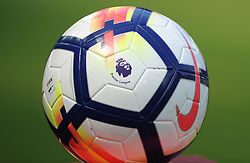 Match ball - Mandatory by-line: Nizaam Jones/JMP- 13/05/2018 - FOOTBALL - Liberty Stadium - Swansea, Wales - Swansea City v Stoke City - Premier League