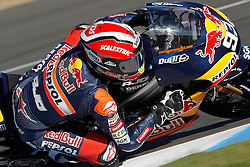 01.05.2010, Motomondiale, Jerez de la Frontera, ESP, MotoGP, Race, im Bild Marc Marquez - Red bull Derbi team. EXPA Pictures © 2010, PhotoCredit: EXPA/ InsideFoto / SPORTIDA PHOTO AGENCY