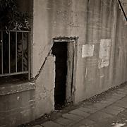 Old doorway in Jerome, AZ