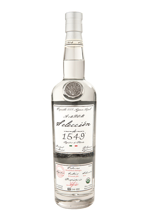 ArteNOM Selección de 1549 Blanco Tequila -- Image originally appeared in the Tequila Matchmaker: http://tequilamatchmaker.com