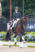 Lobke de Jong - Cirano<br /> Longines FEI/WBFSH World Breeding Dressage Championships for Young Horses 2016<br /> © DigiShots
