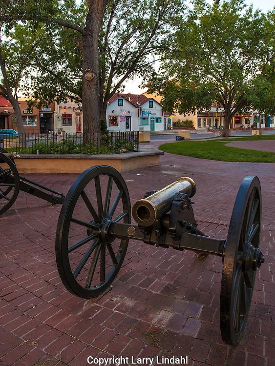 Albuquerque. Route 66, Old Town Square, New Mexico
