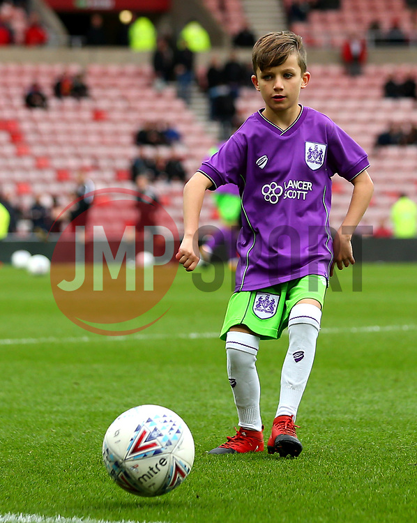Bristol City mascot at Sunderland - Mandatory by-line: Robbie Stephenson/JMP - 28/10/2017 - FOOTBALL - Stadium of Light - Sunderland, England - Sunderland v Bristol City - Sky Bet Championship