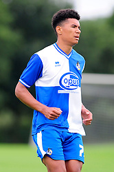 Bristol Rovers' U18s Aaron Ward-Baptise  - Photo mandatory by-line: Dougie Allward/JMP - Tel: Mobile: 07966 386802 17/08/2013 - SPORT - FOOTBALL - Bristol Rovers Training Ground - Friends Life Sports Ground - Bristol - Academy - Under 18s - Youth - Bristol Rovers U18s V Bournemouth U18s