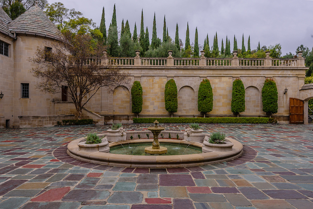 Greystone Park & Mansion, 905 Loma Vista Drive, Beverly Hills, California