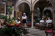 Salon de Té in Cordoba, Andalusia, Spain