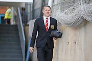 Bastian Schweinsteiger of Manchester United before the Barclays Premier League match between Crystal Palace and Manchester United at Selhurst Park, London, England on 31 October 2015. Photo by Ellie Hoad.
