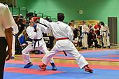 Cat 61 & 62 - 18-20yrs - U21 Male Open Kumite