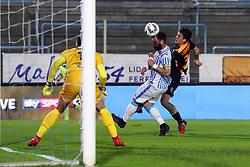 """Foto Filippo Rubin<br /> 04/04/2017 Ferrara (Italia)<br /> Sport Calcio<br /> Spal vs Novara - Campionato di calcio Serie B ConTe.it 2016/2017 - Stadio """"Paolo Mazza""""<br /> Nella foto: ANTONIO LUKANOVIC<br /> <br /> Photo Filippo Rubin<br /> Apirl 04, 2017 Ferrara (Italy)<br /> Sport Soccer<br /> Spal vs Novara - Italian Football Championship League B ConTe.it 2016/2017 - """"Paolo Mazza"""" Stadium <br /> In the pic: ANTONIO LUKANOVIC"""