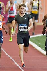 July 20, 2018 - Monaco, France - 1000 metres homme - Baptiste Mischler  (Credit Image: © Panoramic via ZUMA Press)