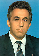 Egon Krenz (1937-) former Communist East German politician. General Secretary of the Communist Party of the DDR.