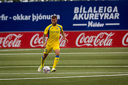 Miha Blazic of NK Domzale during 1st Leg football match between FC Valur Reykjavik and NK Domzale in 2nd Qualifying Round of UEFA Europa League 2017/18, on July 13, 2017 in Reykjevik, Iceland. Photo by Ziga Zupan / Sportida