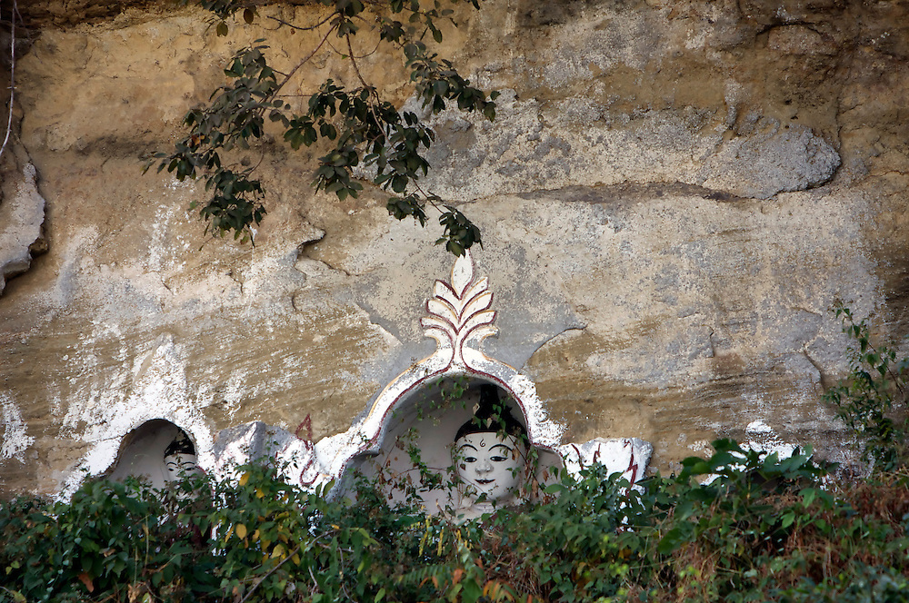Pyay area, Hongo, and the Akauk Taung Caves, Myanmar.
