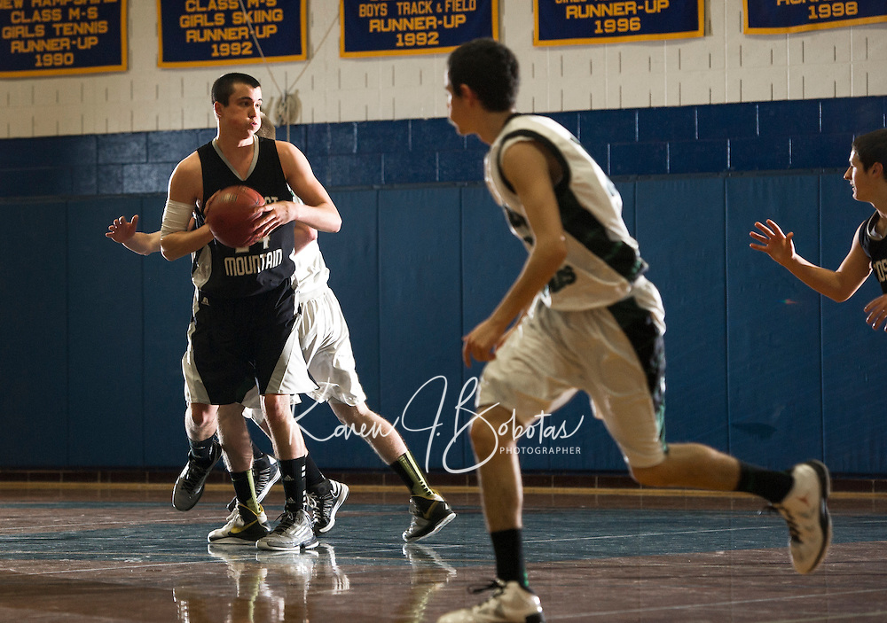Holiday Basketball Tournament at Gilford High School December 28, 2012.