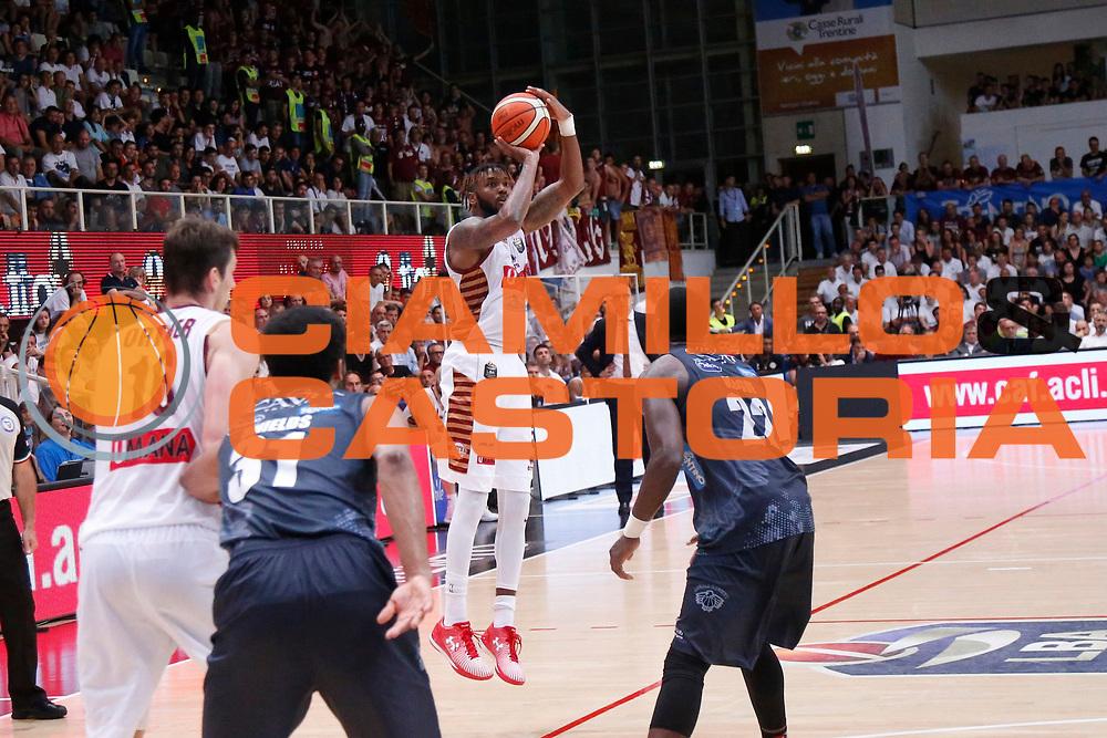 Julian Stone<br /> Dolomiti Energia Aquila Basket Trento - Umana Reyer Venezia <br /> Lega Basket Serie A 2016/17 Finali Gara 03<br /> Trento, 14/06/2017<br /> Foto Ciamillo-Castoria / M. Brondi