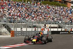 May 24, 2018 - Monte Carlo, Monaco - Motorsports: FIA Formula One World Championship 2018, Grand Prix of Monaco, ..#3 Daniel Ricciardo (AUS, Aston Martin Red Bull Racing) (Credit Image: © Hoch Zwei via ZUMA Wire)