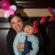 Verna and Logan Birthday - New Jersey