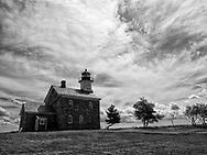 Sheffield Island Lighthouse, Norwalk, CT.