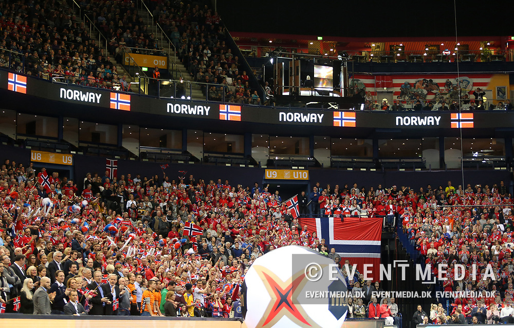 Gold medal match between France and Norway at the 2017 IHF Women's World Championship in Barclaycard Arena, Hamburg, Germany, 17.12.2017. Photo Credit: Allan Jensen/EVENTMEDIA.