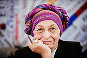 Emma Bonino, Italian politician. Rome 7 March 2017. Christian Mantuano / OneShot