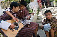 Playing Guitar<br />