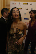 Sofia Hayat. The Asian Business Awards 2005. Hilton. London. 7 April 2005. ONE TIME USE ONLY - DO NOT ARCHIVE  © Copyright Photograph by Dafydd Jones 66 Stockwell Park Rd. London SW9 0DA Tel 020 7733 0108 www.dafjones.com