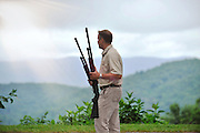 Blue Ridge Mountain Club holds a Summer event at it's property in Blowing Rock, North Carolina, which included skeet chooting, 4-wheeling, music, dancing, and plenty of food and laughter.