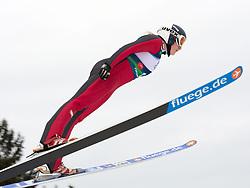 31.01.2014, Energie AG Skisprung Arena, Hinzenbach, AUT, FIS Ski Sprung, FIS Ski Jumping World Cup Ladies, Hinzenbach, Training im Bild #1 Michaela Kranzl (AUT) // during FIS Ski Jumping World Cup Ladies at the Energie AG Skisprung Arena, Hinzenbach, Austria on 2014/01/31. EXPA Pictures © 2014, PhotoCredit: EXPA/ Reinhard Eisenbauer