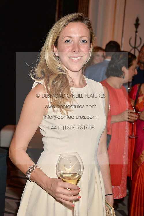 JUDE OWER founder of Playmob finalist of the Veuve Clicquot New Generation Award at the Veuve Clicquot Business Woman Awards held at Claridge's, Brook Street, London on 11th May 2015.