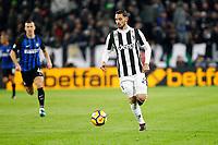 09.12.2017 - Torino - Serie A 2017/18 - 16a giornata  -  Juventus-Inter nella  foto: Mattia De Sciglio