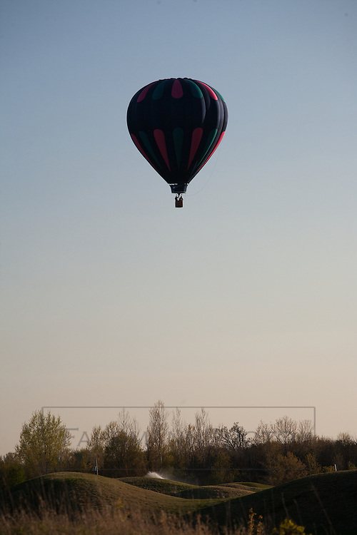 Selections from a day trip to Stillwater,--The Birthplace of Minnesota .  Ballooning above the St. Croix River Valley and surrounding areas is a popular attraction.