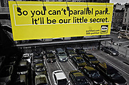 Your little secret is safe in this parking lot at the High Line
