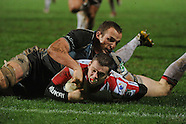 Ulster Rugby v Glasgow Warriors 110113