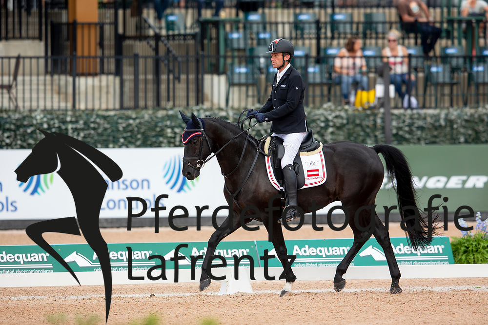 Puch Pepo, AUT, Sailor's Blue<br /> Tryon - FEI World Equestrian Games™ 2018<br /> Para-Dressur Grade Einzelentscheidung<br /> 19. September 2018<br /> © www.sportfotos-lafrentz.de/Sharon Vandeput