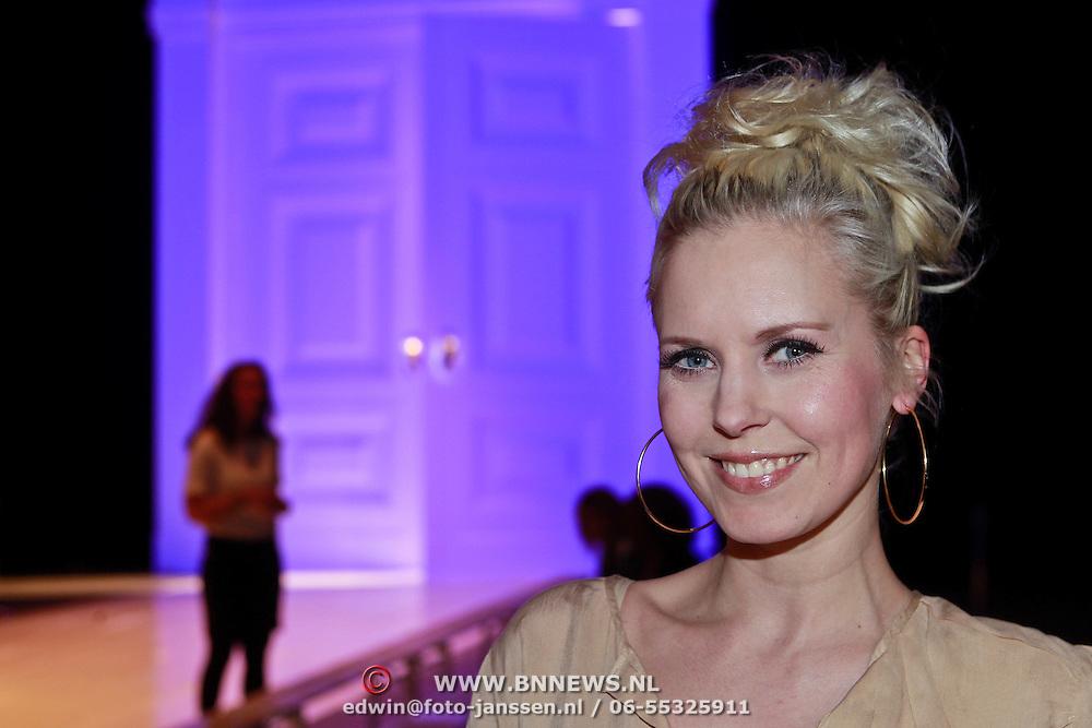 NLD/Amsterdam/20110308 - Modeshow Raak 2011, Bettina Holwerda