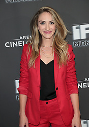 """Landry Allbright at the premiere of """"Feral"""" held at the Arena Cinelounge in Hollywood.<br /> (Los Angeles, CA)"""