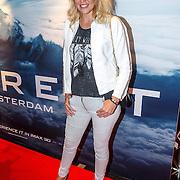 NLD/Amsterdam/20150914 - Premiere 3D Imax film Everest, Myrthe Mylius