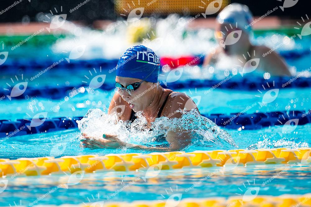 PIROZZI Stefania ITA <br /> 400 Individual Medley women heats<br /> day 02  24-06-2017<br /> Stadio del Nuoto, Foro Italico, Roma<br /> FIN 54mo Trofeo Sette Colli 2017 Internazionali d'Italia<br /> <br /> Photo Giorgio Scala/Deepbluemedia/Insidefoto