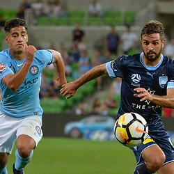Melbourne City v Sydney |  A-League | 10 February 2018