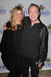 HOLLYWOOD FL - DECEMBER 12 : David Cassidy and his wife Sue Shifrin attend the Seminole Hard Rock Winterfest Boat Parade 2014 Grand Marshal Reception at the Seminole Hard Rock Hotel ©. 12 Dec 2014 Pictured: David Cassidy, Sue Shifrin. Photo credit: MPI04/Capital Pictures / MEGA TheMegaAgency.com +1 888 505 6342