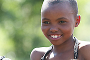 Belina Mohapi is Masalemane Mohapi's daughter. She is 9 years old and goes to school.