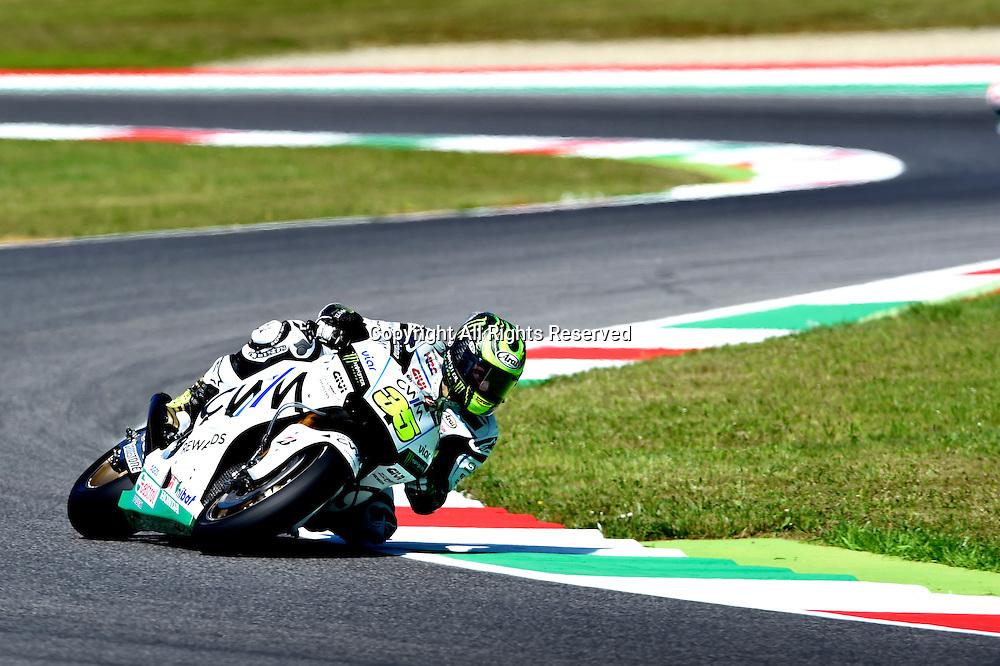 29.05.2015.  Mugello, Italy. MotoGP. Gran Premio d'Italia TIM. Cal Crutchlow (LCR Honda) during the free practice sessions.