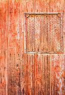 Door and window in Cardenas, Matanzas, Cuba.