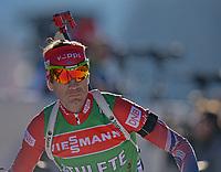 Skiskyting<br /> IBU World Cup<br /> 10.12.2015<br /> Foto: Gepa/Digitalsport<br /> NORWAY ONLY<br /> <br /> HOCHFILZEN,AUSTRIA,10.DEC.15 - BIATHLON - IBU World Cup, preview, training. Image shows Ole Einar Bjørndalen (NOR).