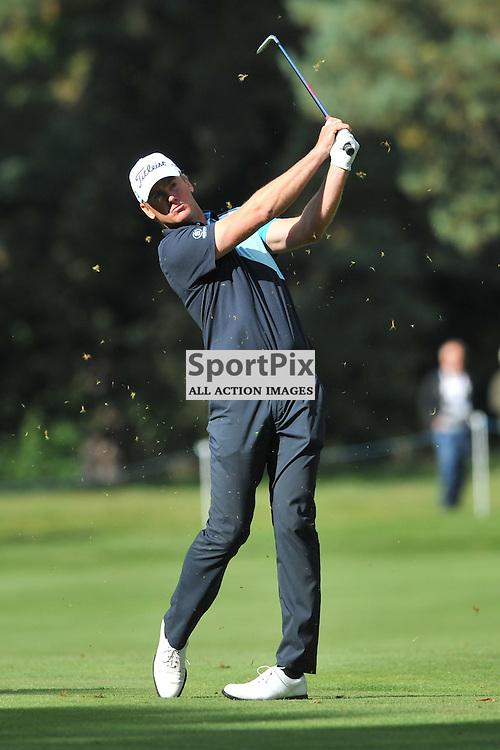 Robert Krlson, Sweden, British Masters, European Tour, Woburn Golf Club, 8th October 2015