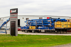 Brandt manufacturing plant in Normal Illinois.
