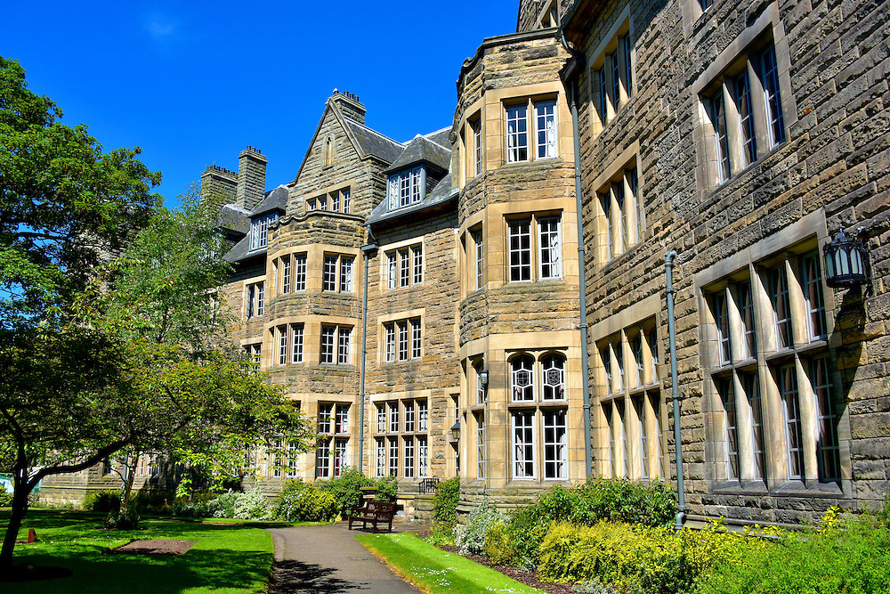 University&rsquo;s St Salvator&rsquo;s Hall in St Andrews, Scotland <br /> The 275 undergraduate students who live in St Salvator&rsquo;s Hall affectionately call it &ldquo;Sallies.&rdquo; The English Gothic building housed only men when it opened in 1933. This is where Prince William and Catherine Middleton lived when they met in 2001. The namesake for this prestigious residence is St Salvator&rsquo;s College, the original name of the school founded in the 15th century.  In 1747, after it merged with St Leonard&rsquo;s College, it became United College. The third institution comprising the University of St Andrews today is St Mary&rsquo;s College, established in 1538.  The collective schools are ranked as the United Kingdom&rsquo;s third best university.